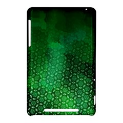 Ombre Green Abstract Forest Nexus 7 (2012)