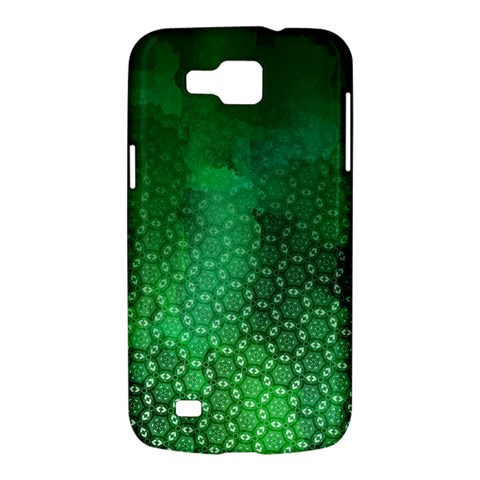 Ombre Green Abstract Forest Samsung Galaxy Premier I9260 Hardshell Case