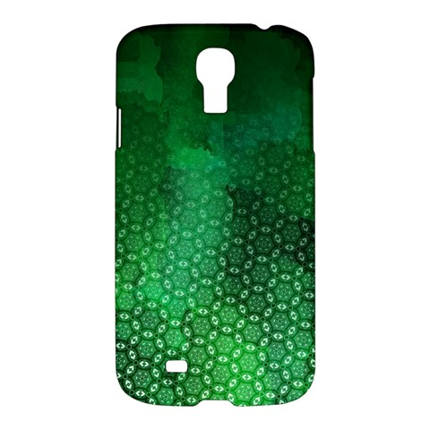 Ombre Green Abstract Forest Samsung Galaxy S4 I9500/I9505 Hardshell Case