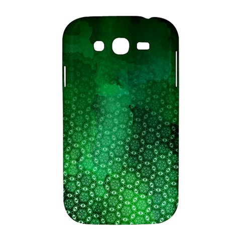 Ombre Green Abstract Forest Samsung Galaxy Grand DUOS I9082 Hardshell Case