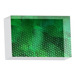 Ombre Green Abstract Forest 4 x 6  Acrylic Photo Blocks