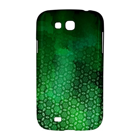 Ombre Green Abstract Forest Samsung Galaxy Grand GT-I9128 Hardshell Case