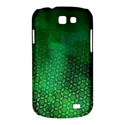 Ombre Green Abstract Forest Samsung Galaxy Express I8730 Hardshell Case