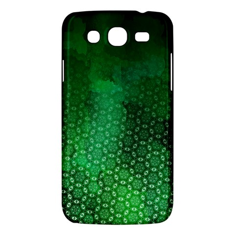 Ombre Green Abstract Forest Samsung Galaxy Mega 5.8 I9152 Hardshell Case