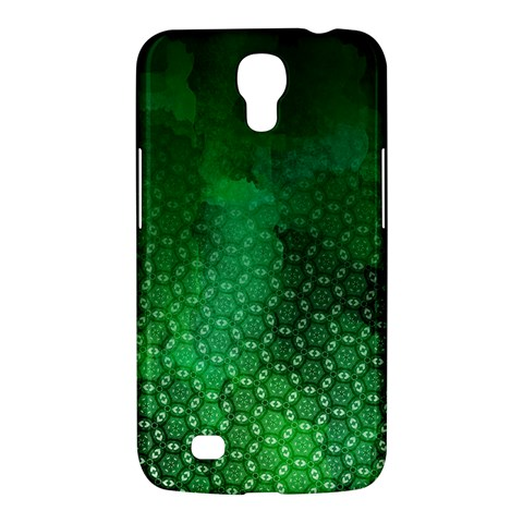 Ombre Green Abstract Forest Samsung Galaxy Mega 6.3  I9200 Hardshell Case