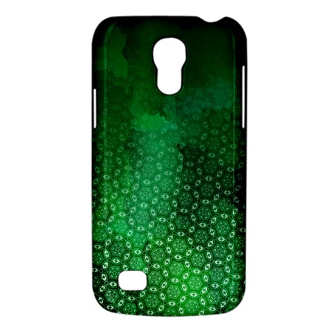 Ombre Green Abstract Forest Galaxy S4 Mini