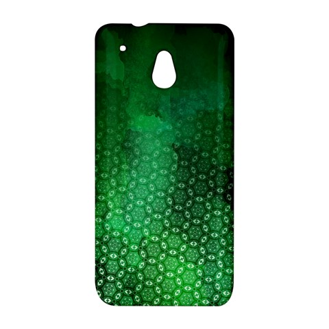 Ombre Green Abstract Forest HTC One Mini (601e) M4 Hardshell Case