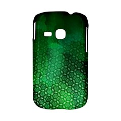 Ombre Green Abstract Forest Samsung Galaxy S6310 Hardshell Case