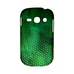 Ombre Green Abstract Forest Samsung Galaxy S6810 Hardshell Case