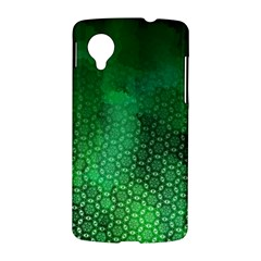 Ombre Green Abstract Forest LG Nexus 5