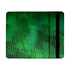 Ombre Green Abstract Forest Samsung Galaxy Tab Pro 8.4  Flip Case