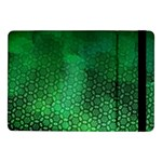 Ombre Green Abstract Forest Samsung Galaxy Tab Pro 10.1  Flip Case Front