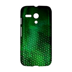 Ombre Green Abstract Forest Motorola Moto G