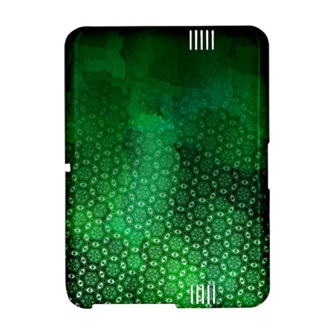 Ombre Green Abstract Forest Amazon Kindle Fire (2012) Hardshell Case