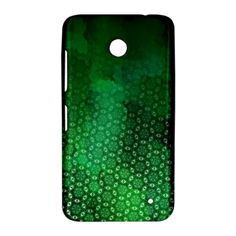 Ombre Green Abstract Forest Nokia Lumia 630