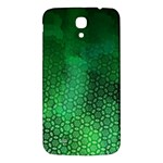 Ombre Green Abstract Forest Samsung Galaxy Mega I9200 Hardshell Back Case Front