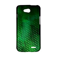 Ombre Green Abstract Forest LG L90 D410