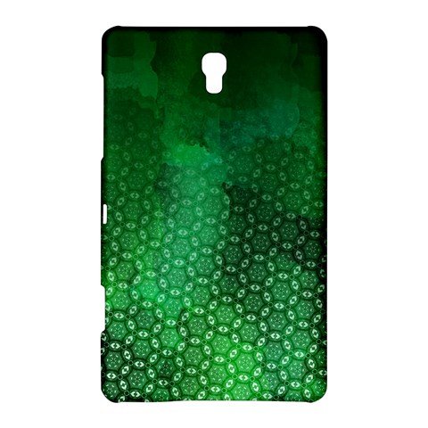 Ombre Green Abstract Forest Samsung Galaxy Tab S (8.4 ) Hardshell Case
