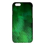 Ombre Green Abstract Forest iPhone 6/6S TPU Case Front