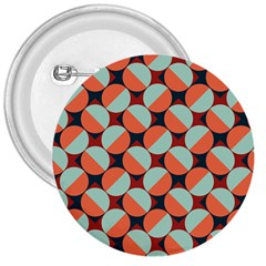 Modernist Geometric Tiles 3  Buttons