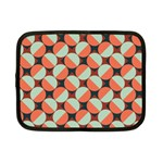 Modernist Geometric Tiles Netbook Case (Small)  Front