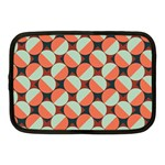 Modernist Geometric Tiles Netbook Case (Medium)  Front