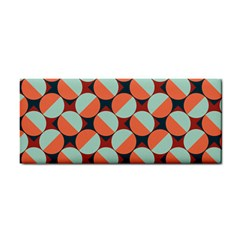 Modernist Geometric Tiles Hand Towel