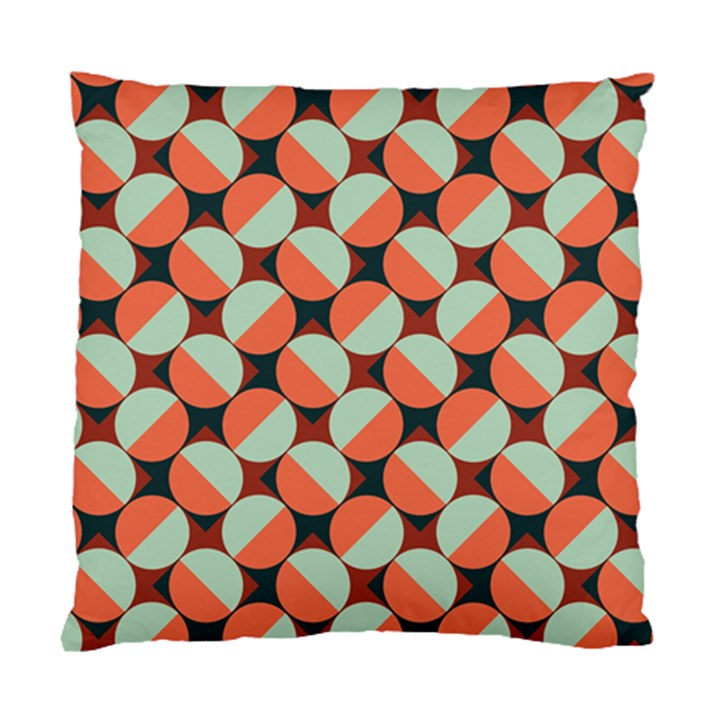 Modernist Geometric Tiles Standard Cushion Case (Two Sides)