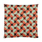 Modernist Geometric Tiles Standard Cushion Case (Two Sides) Back