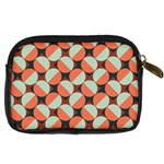 Modernist Geometric Tiles Digital Camera Cases Back
