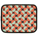 Modernist Geometric Tiles Netbook Case (XL)  Front