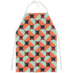 Modernist Geometric Tiles Full Print Aprons