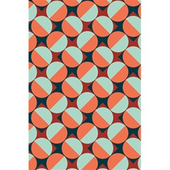 Modernist Geometric Tiles 5 5  X 8 5  Notebooks