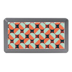 Modernist Geometric Tiles Memory Card Reader (Mini)