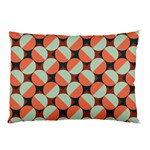 Modernist Geometric Tiles Pillow Case (Two Sides) Front