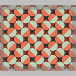 Modernist Geometric Tiles Deluxe Canvas 24  x 20   24  x 20  x 1.5  Stretched Canvas