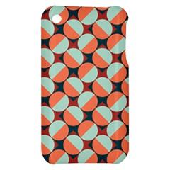 Modernist Geometric Tiles Apple iPhone 3G/3GS Hardshell Case