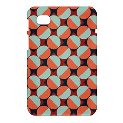 Modernist Geometric Tiles Samsung Galaxy Tab 7  P1000 Hardshell Case
