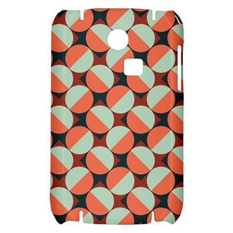 Modernist Geometric Tiles Samsung S3350 Hardshell Case