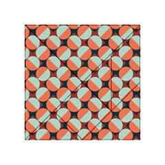 Modernist Geometric Tiles Acrylic Tangram Puzzle (4  x 4 )