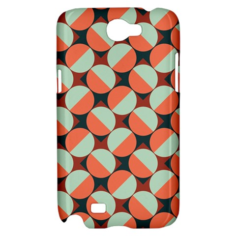Modernist Geometric Tiles Samsung Galaxy Note 2 Hardshell Case