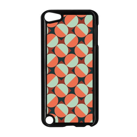 Modernist Geometric Tiles Apple iPod Touch 5 Case (Black)