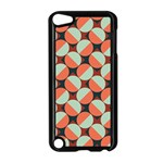 Modernist Geometric Tiles Apple iPod Touch 5 Case (Black) Front