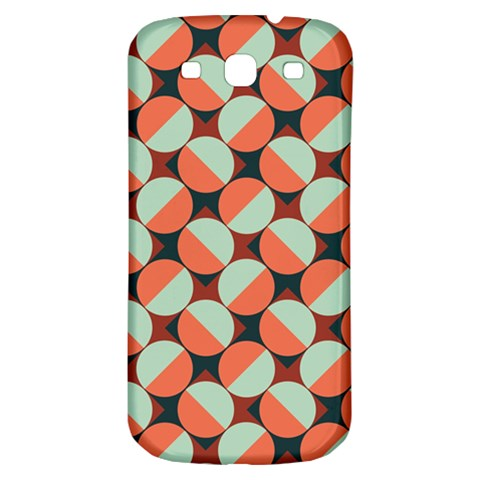 Modernist Geometric Tiles Samsung Galaxy S3 S III Classic Hardshell Back Case