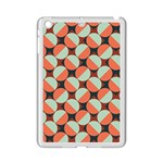 Modernist Geometric Tiles iPad Mini 2 Enamel Coated Cases Front