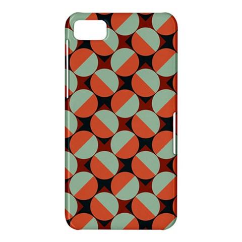 Modernist Geometric Tiles BlackBerry Z10