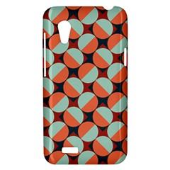 Modernist Geometric Tiles HTC Desire VT (T328T) Hardshell Case