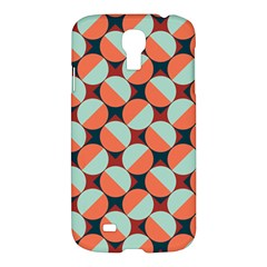 Modernist Geometric Tiles Samsung Galaxy S4 I9500/I9505 Hardshell Case