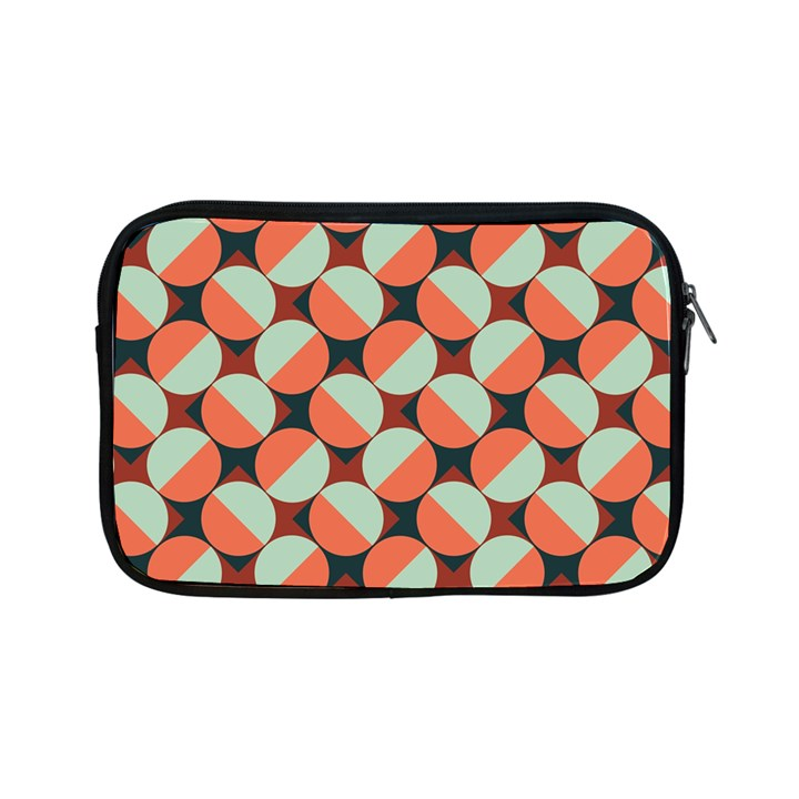 Modernist Geometric Tiles Apple iPad Mini Zipper Cases