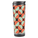 Modernist Geometric Tiles Travel Tumbler Right